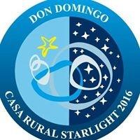 Restaurante, casa rural Don Domingo