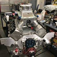 Kuntz and Company Racing engines