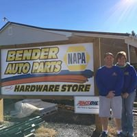 Bender Auto and Hardware of Newville, PA