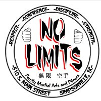 No Limits Martial Arts