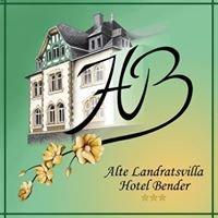 Alte Landratsvilla Hotel Bender