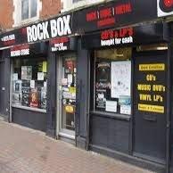 The Rock Box Record Store