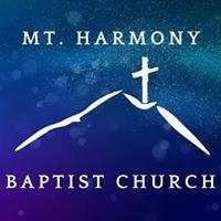 Mt. Harmony Baptist Church