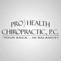 Pro-Health Chiropractic, P.C.