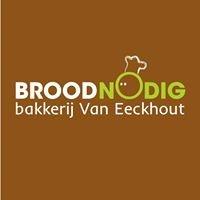 BroodNodig bakkerij Van Eeckhout
