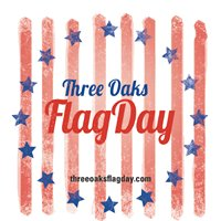 Three Oaks Flag Day Weekend and Parade