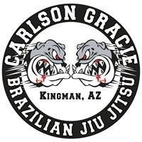 Carlson  Gracie  Kingman  Brazilian Jiu Jitsu & Kickboxing