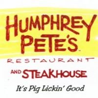 Humphrey Pete's Restaurant