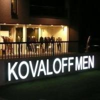 Kovaloff Men, mannen blijven komen