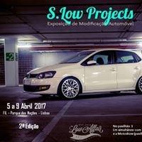 S.Low Projects - Exposição de Modificação Automóvel