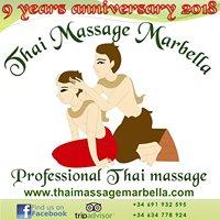 Thai Massage Marbella