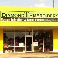 Diamond T Embroidery