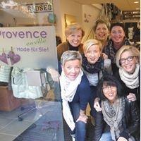 La Provence en ville