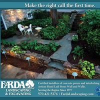 Farda Landscaping and Excavating