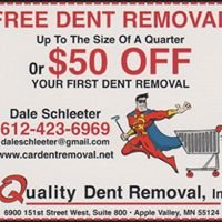Quality Dent Removal, Inc