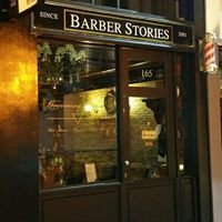 The Barber Stories Est.2001
