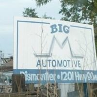 Big M Automotive Dismantlers