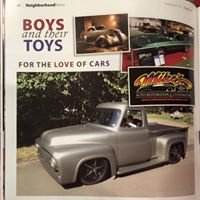 Mike's Auto Restoration and Customizing