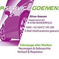 Carservice Goenen