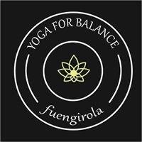 Yoga for balance Fuengirola