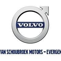 Volvo Van Schoubroek Motors