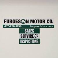 Furgeson Motor co.