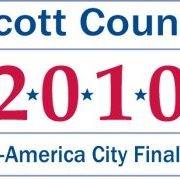 Scott County, Kansas  All-America City Finalist