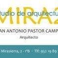 Mira2 - Estudio de Arquitectura