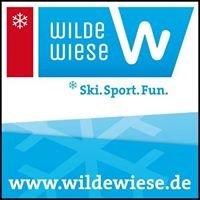 Wildewiese Skigebiet