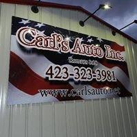 Carl's Auto Inc.