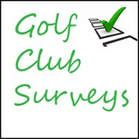 Golf Club Surveys