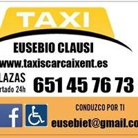 Taxi 8 Plazas Eusebio Clausi