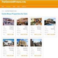 Top Spanish Homes