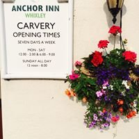 The Anchor at Whixley