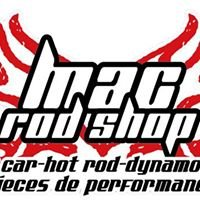 MAC Rod Shop