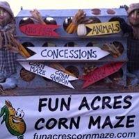 Fun Acres Corn Maze