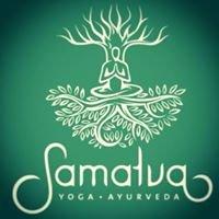 Samatva · Yoga e Ayurveda