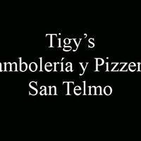 Pambolería y Pizzería Tigy's