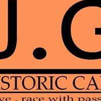 JG Historic Cars