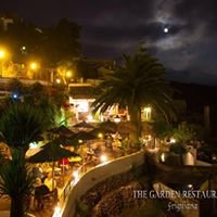 The garden restaurant frigiliana