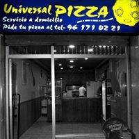 Universal Pizza Sueca