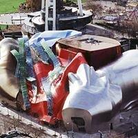 Emp Music Museum - Seattle Center