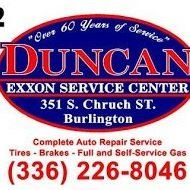 Duncan Exxon