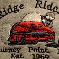 Ridge Riders Snowmobile Club