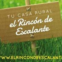 El Rincón De Escalante