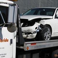 South Florida Towing & Transport  TL-21  Since 1984