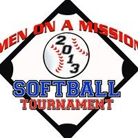 The 'Men on a Mission' Softball Tournament