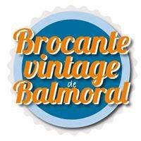Brocante Vintage de Balmoral
