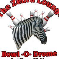 Zebra Lounge  & Bowl -O- Drome