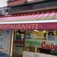Sidreria Cuba Restaurante Martin